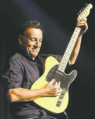 Springsteen: 'sheer epic'