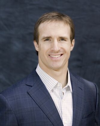 "Drew Brees will speak at the ""Y"" Sports Dinner in June."