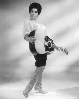 <p>JOHN E. REED PHOTO</p><p>Lucille Starr released more than a dozen albums and scored three No. 1 singles on the Canadian country chart.</p>