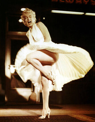 Marilyn Monroe put Playboy on the publishing map in December 1953, by serving as the magazine's cover model and its first centrefold.