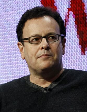 Mitch Hurwitz participates in a panel discussion at the Fox Television Critics Association summer press tour in Beverly Hills, Calif., Monday, Aug. 2, 2010. Viewers won't have seen the last of the fictional Bluth clan after this weekend's
