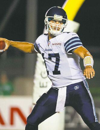 Ottawa passed on Argos QB Zach Collaros, increasing Winnipeg's chances.