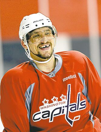 After a slow start, Caps captain Alex Ovechkin found his old groove.