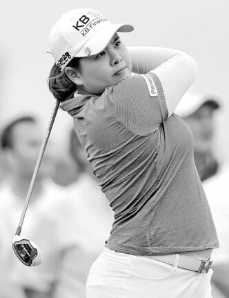 Inbee Park is the favourite to win the Women's  British Open this week in St. Andrews, Scotland.