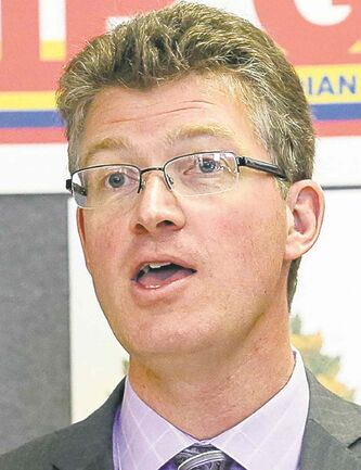 'It will allow that Crown prosecutor to know who in the community is really creating chaos, who is creating havoc, who is hurting people'  � Justice Minister Andrew Swan (above)