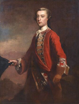 Gen. James Wolfe is shown in a portrait attributed to Joseph Highmore. RCMP officers are painstakingly cataloguing about 1,000 antiques, rare books, historical documents and paintings they allege were pilfered over two decades and put on display in a suburban Halifax home, aledgedly including a letter dated 1758 from Gen. Wolfe, apparently taken from Dalhousie University's archives years ago. THE CANADIAN PRESS/HO, Bonhams