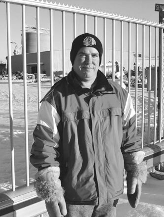 Jody Johnson moved to Pine Falls when he was 10 and worked at the paper mill until it closed. Now, he commutes to a job in Fort McMurray, Alta., every week but has no plans to leave Powerview-Pine Falls.