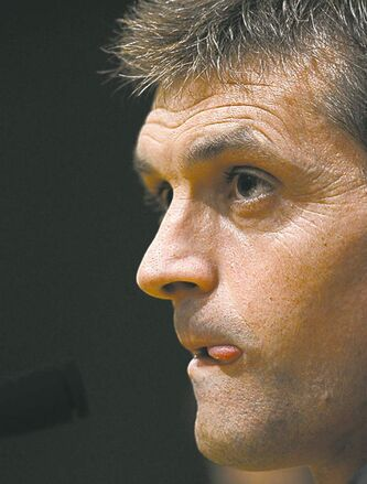 Barcelona coach Tito Vilanova stepped down after a relapse of throat cancer.