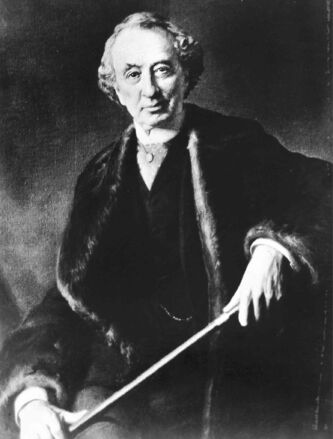 Portrait of Sir John A. Macdonald