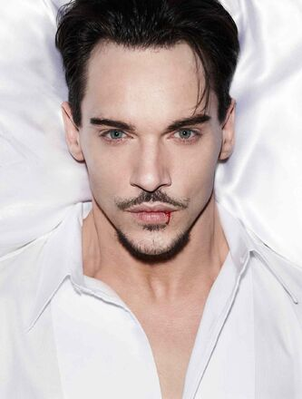 Count him in: Jonathan Rhys Meyers