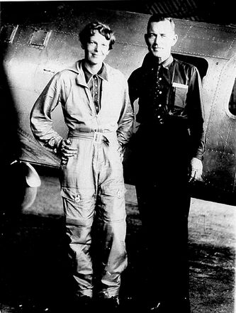 The disappearance of aviatrix Amelia Earhart and her navigator Fred Noonan remains the greatest unsolved aircraft mystery.