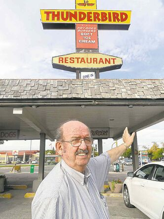 Johnny Ginakes says the menu, and iconic sign, will likely be unchanged.