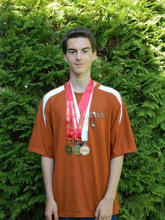 Deric Kornelson was recently named the Manitoba High Schools Athletic Association Home Run Sports Urban Athlete of the Week.