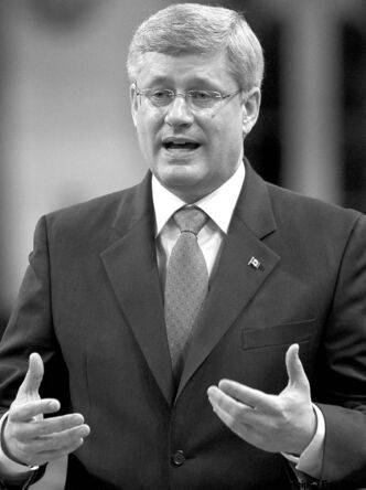 Prime Minister Stephen Harper shouldn't count his provinces before they're won.