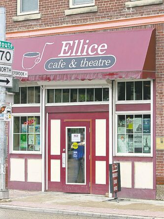 The Ellice Cafe.