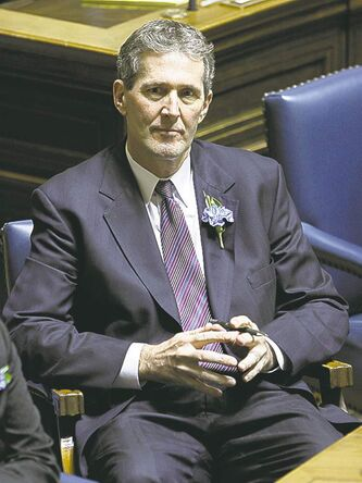 PC Leader Pallister calls Bill 18 a 'perceptual piece of legislation.'