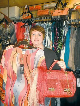 Jennifer Faubert of Madison Lake boutique