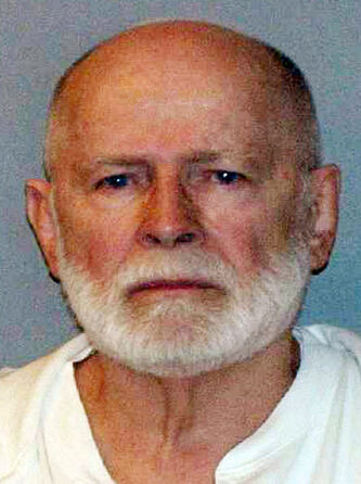 "James ""Whitey"" Bulger was found guilty of 11 of the 19 murders he'd been charged with, and other crimes, too: extortion, narcotics distribution, money laundering, firearms possession."
