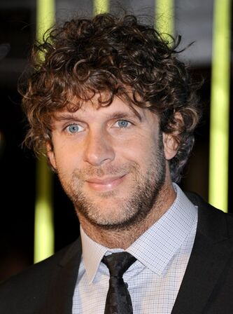 FILE - Billy Currington arrives at the 59th Annual BMI Country Awards in Nashville on in this Nov. 8, 2011 file photo. Currington was indicted Wednesday April 24, 2013 in Georgia on charges that he threatened bodily harm to a man older than 65. (AP Photo/Evan Agostini, File)