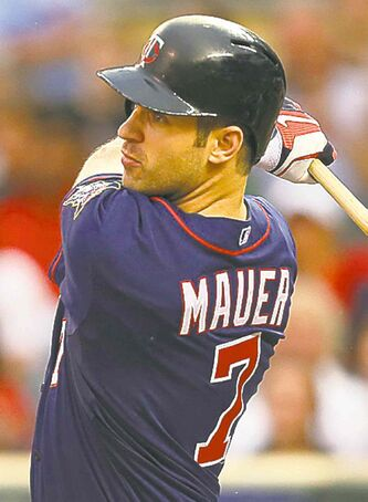 The Twins have put Joe Mauer on the shelf to heal from a concussion.