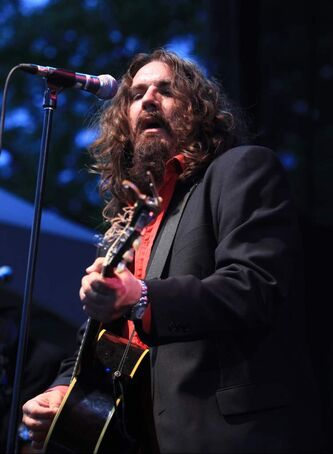 Tom Wilson will perform with his band Lee Harvey Osmond at Cisco Ottawa Bluesfest at the West End Cultural Centre on Oct. 4.