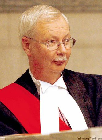 Manitoba Justice Robert Dewar gave a convicted rapist a two-year conditional sentence.