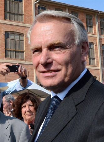 French Prime Minister Jean-Marc Ayrault arrives in Canada today. THE CANADIAN PRESS/AP-Anne-Christine Poujoulat, Pool