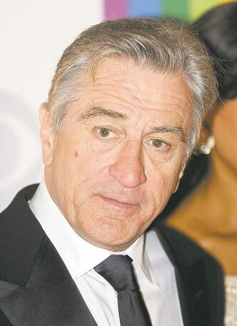 Actor Robert De Niro arrives at the Kennedy Center Honors gala in Washington, D.C, Sunday, December 2, 2012. (Olivier Douliery/Abaca Press/MCT)