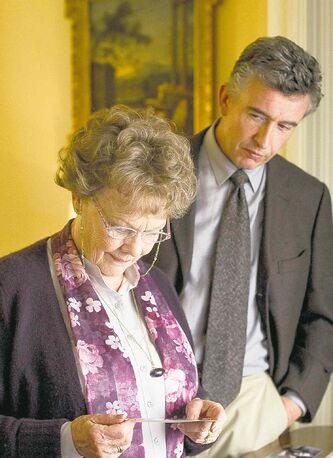 Dench and Coogan deliver great performances in Philomena.