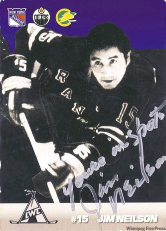N.Y. Rangers defenceman, '62-'74