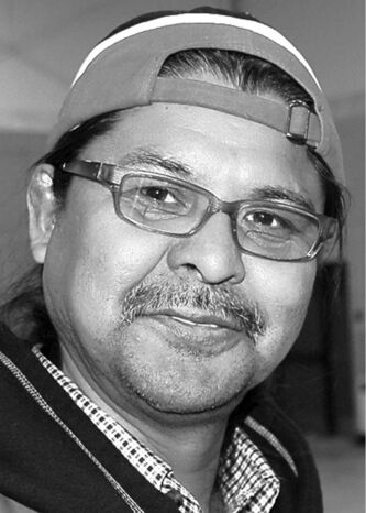Sayisi Dene First Nation Chief Jimmy Thorassie.