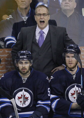 Head coach Paul Maurice 'truly believes' the day will come when home ice will actually be a plus for the Jets.