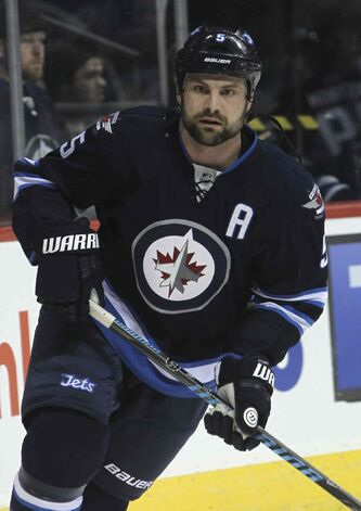 The Jets locked up the 29-year-old Mark Stuart.