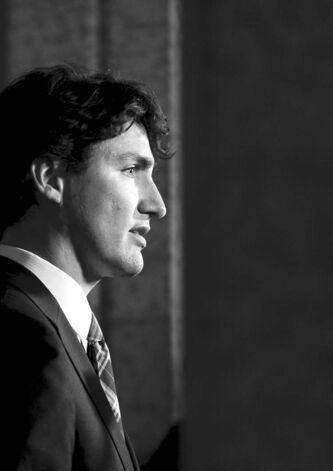 Liberal leader Justin Trudeau will meet Sisler High School students Thursday.