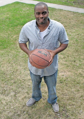 "Troy Osiname is the driving force behind the ""Rep Ur Hood"" basketball tournament that will be keeping dozens of young athletes busy all summer long."