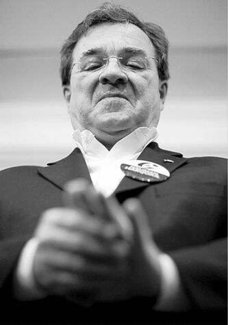Federal Finance Minister Jim Flaherty.