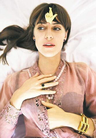 Feist learned some valuable lessons after touring to support 2007's The Reminder.