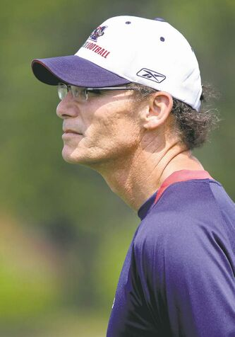 Montreal Alouettes head coach Marc Trestman is known as an offensive guru and quarterbacks specialist.