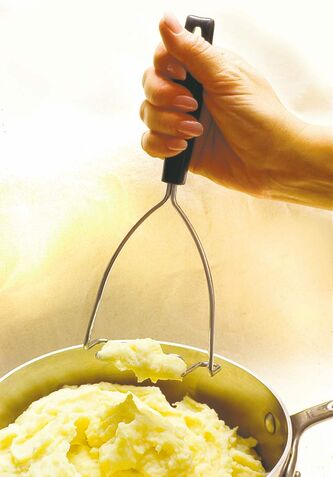 Sometimes the old recipes are simply the best, such as simple mashed potatoes.