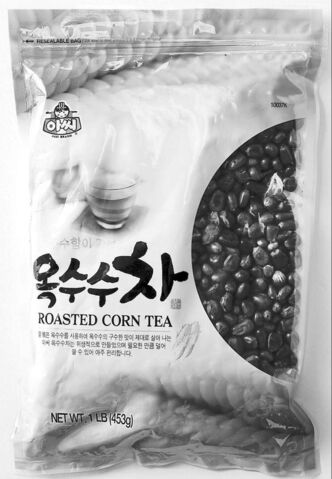 roasted corn tea