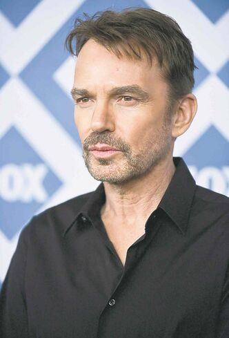"Billy Bob Thornton arrives at the Fox All-Star Party on Monday, Jan. 13, 2014, at the Langham Hotel in Pasadena, Calif. Thornton has seen some pretty wild and crazy things in his day, but wasn't prepared for what he saw last November in Calgary.The Oscar winner, in Alberta shooting the upcoming series based on the hit Coen brothers' movie ""Fargo,"" was attending a CFL playoff game. THE CANADIAN PRESS/AP-Richard Shotwell Invision/AP)"