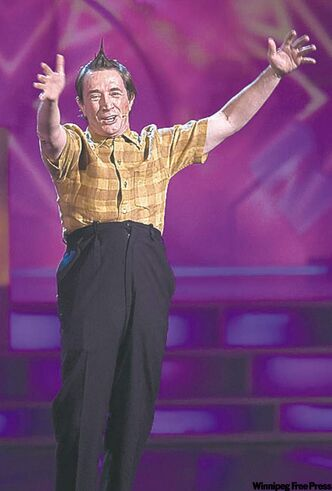 Short as Ed Grimley