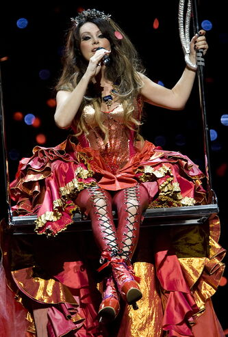 Sarah Brightman will play Winnipeg in October 2013.