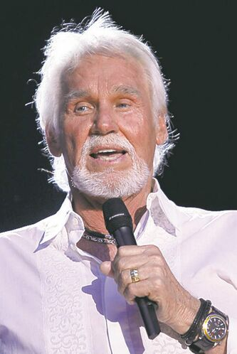 Kenny Rogers will perform at the MTS Centre in January.
