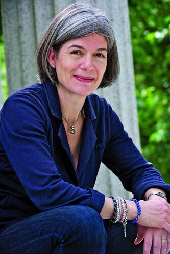 "Author Claire Messud is shown in a handout photo. Messud's recent trip to Toronto to promote her latest novel, ""The Woman Upstairs,"" was a bit of a homecoming for the Boston-area author, who lived from age nine to 12 in her mother's hometown. THE CANADIAN PRESS/HO-Lisa Cohen"