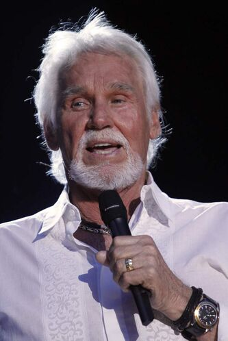 Kenny Rogers performs at the 2012 CMA Music Festival on Saturday, June 9, 2012 in Nashville, Tenn.