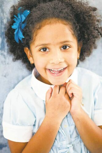 FACEBOOK A memorial page for Ana Márquez-Greene, started by her family, celebrates the life of the six-year-old.
