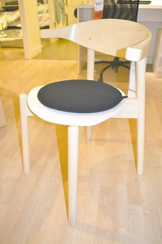 This beech chair which retails for $99 is an excellent example of one of  IKEA's modern designs.
