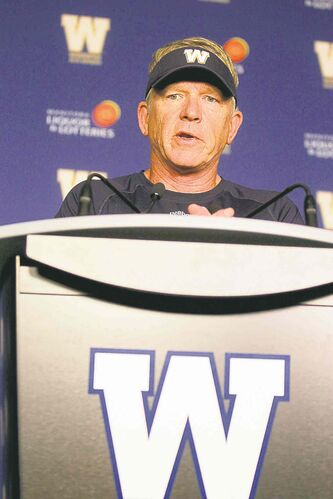 Coach Tim Burke says he hopes the Bombers have hit rock bottom and will improve.