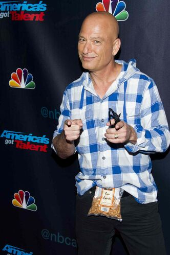 Howie Mandel started as a standup comedian before becoming an actor and game show host.